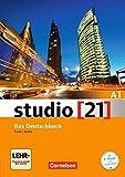 Studio [21] - Grundstufe: A1: Gesamtband - Das Deutschbuch: Kurs- und Übungsbuch mit DVD-ROM. DVD: E-Book mit Audio, interaktiven Übungen, Videoclips