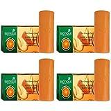 Biotique Bio Orange Peel Revitalizing Body Soap, 150 g, Pack of 4
