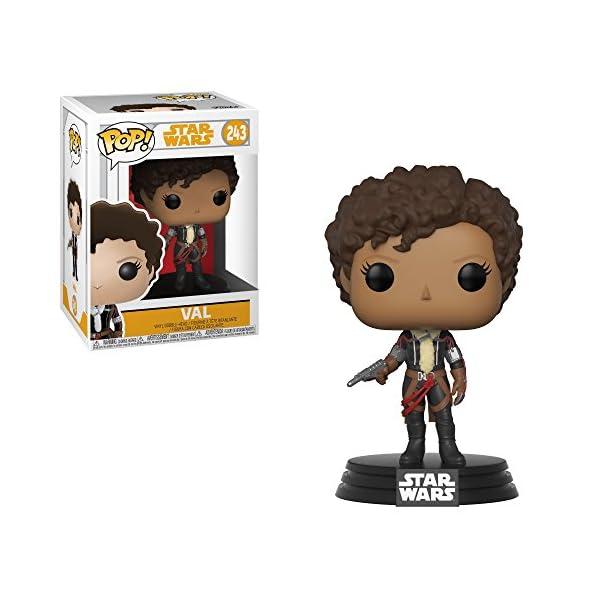 Funko Pop Val (Star Wars 243) Funko Pop Han Solo: Una Película de Star Wars