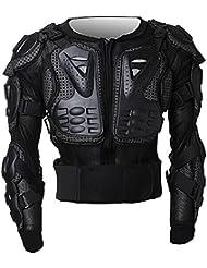West Biking Men's Motorrad Protective Damen Body Armour Hybrid Jacke, Radfahren, Reiten ATV Biker Motocross Gear