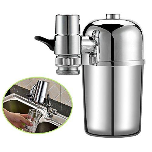 Alftek filtro rubinetto di acqua potabile di macchina di pulizia filtro acqua di rubinetto per cucina principale