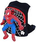 3D spiderman school bag backpack kids children cartoon school bags backpacks