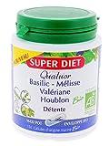 Super diet - Quatuor détente bio - 150 gélules - Relaxation et sommeil réparateur