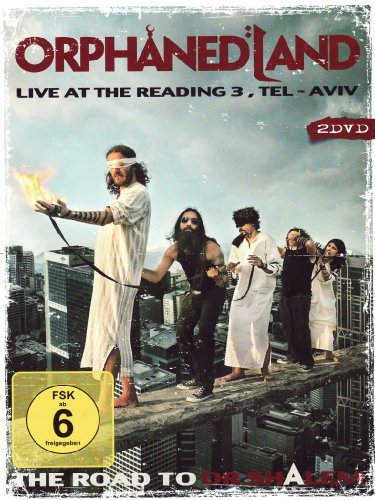 Orphaned Land - Live at the Reading, 3 Tel-Aviv - The road to or shalem