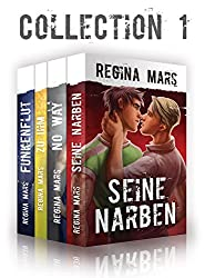Regina Mars Collection 1: Seine Narben, No Way, Zu ihm, Funkenflut - 4x Gay Romance