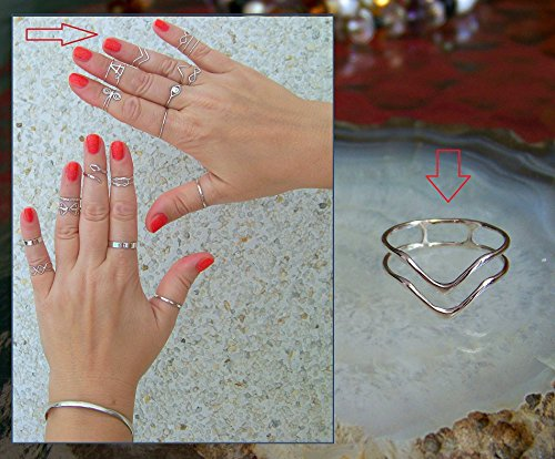angle-band-ring-sterling-silver-boho-trendy-celebrity-midi-rings-silver-trend-band-rings-minimalist-