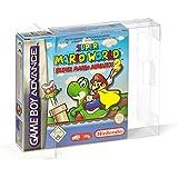 10 Gameboy Classic/Color/Advance cajas/fundas protectoras para envase original BOX