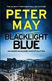 Blacklight Blue: Enzo Macleod 3 (The Enzo Files)