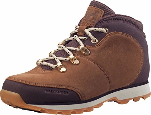 Bottines Avesta Femme Hansen 715 N CORNSTALK W BEAN Helly COFFE Eq1tx