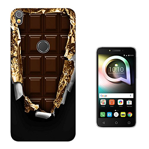 actory Slab Of Chocolate Gold Wrapper Design Alcatel Shine Lite Fashion Trend Silikon Hülle Schutzhülle Schutzcase Gel Rubber Silicone Hülle (Gucci Chocolate)