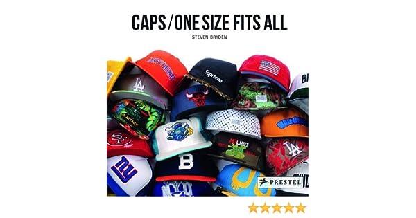 Caps  One Size Fits All  Amazon.co.uk  Steven Bryden  8601404653285  Books bd8f7e510337