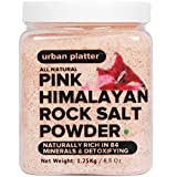 #10: Urban Platter Pink Himalayan Rock Salt Powder Jar, 1.25kg