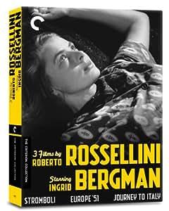 Criterion Collection: 3 Films By Roberto Rossellin [Edizione: Francia]