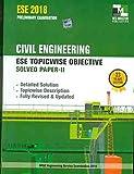 #8: CIVIL ENGINEERING ESE SOLVED PAPER II