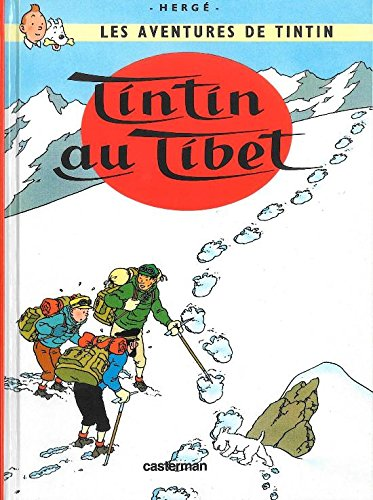 Les Aventures de Tintin, Tome 20 : Tintin au Tibet : Mini-album par Herge