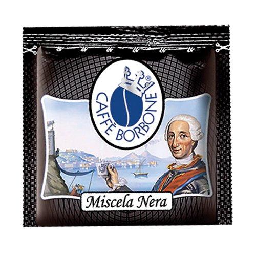 Caffè Borbone Cialde Miscela Nera - Confezione da 150 Pezzi - Casa Casa Miscela Di Caffè