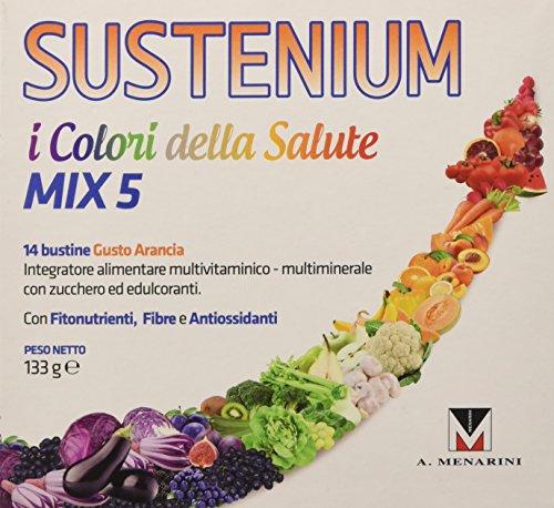 sustenium colori salute