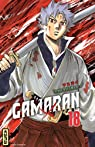 Gamaran, tome 18 par Nakamaru