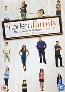 Modern Family - Season 1-2 [DVD]