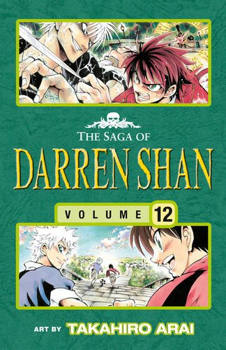 Sons of Destiny (The Saga of Darren Shan, Book 12)