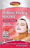 Schaebens Erdbeer Peeling Maske, 15er Pack (15 x 12 ml)
