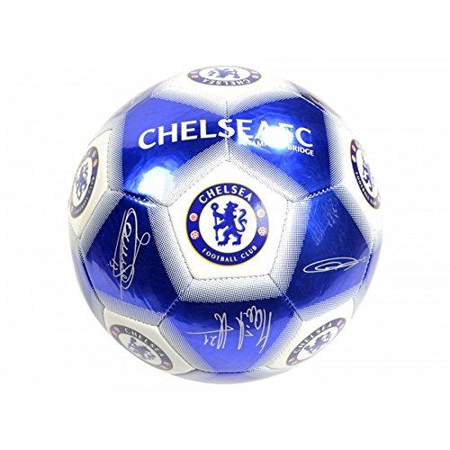 Chelsea Football Club Blue Signature Size 5 Football d'occasion  Livré partout en Belgique