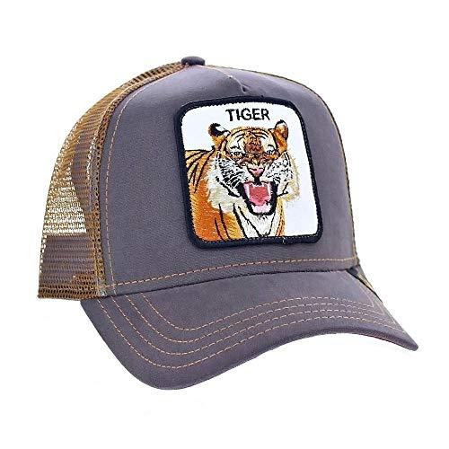 Goorin Bros. | Gorra de béisbol Tiger Eyes Brown | GOB_101-0335-BRO