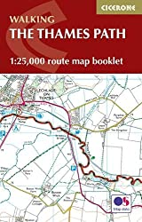 The Thames Path Map Booklet