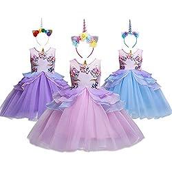 Ni a Vestido 2PCS Princesa...