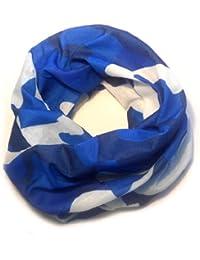 PRESKIN - Multifunktionstuch, Multituch verwendbar als Halstuch, Sturmhaube, Bandana, Schal, Loop, Stirn- oder Haarband