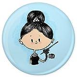 Alicia Souza Audrey badge