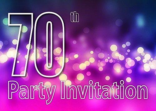 stags-Party Einladungen l?dt Kinder Erwachsene M?nner / Frauen eini041 ()