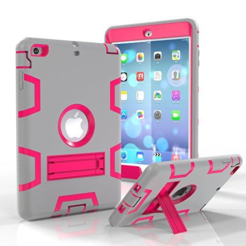 Keepahead ipad 2/ipad 3/ipad 4 Tablet-Schutzhülle, ipad 4 ipad 3 ipad 2, A-Gray, Stück: 1