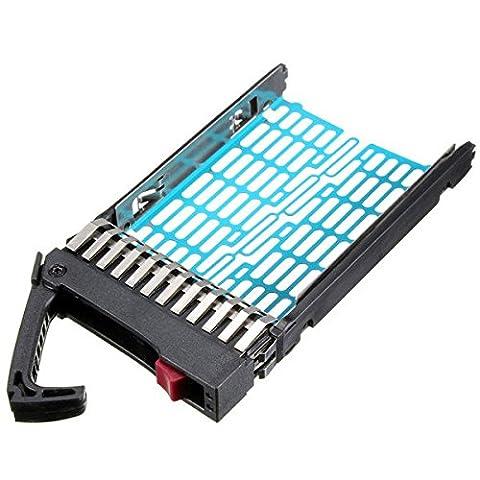 2,5 pouces SATA / SAS Disque dur Plateau Caddy pour HP Compaq Proliant