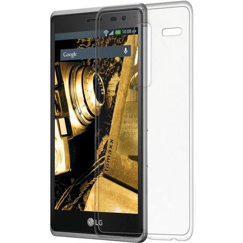 tomaxx Schutzhülle LG Zero & LG Class Hülle Transparent
