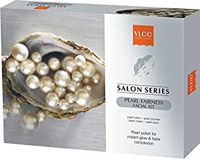 VLCC Salon Series Pearl Fairness Facial Kit