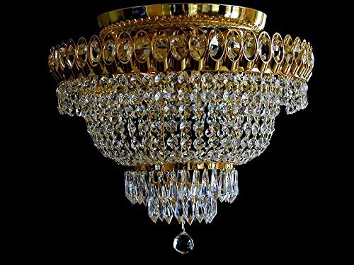 schicker-baroque-blankets-crystal-chandelier-with-real-crystal-matching-crystal-wall-lamps-in-stock-