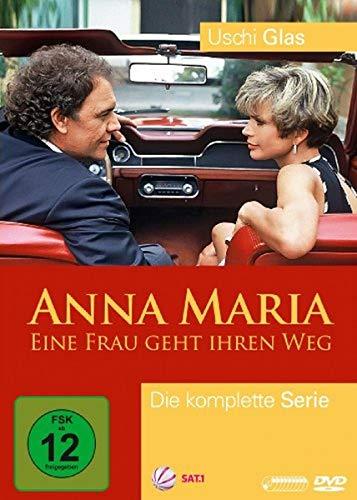 Anna Maria Eine Frau geht ihren Weg Die komplette Serie (9 DVDs)