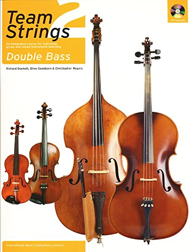 Team Strings 2: Double Bass With CD +CD