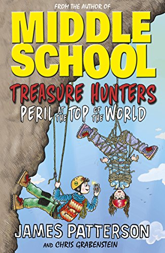 Treasure Hunters: Peril at the Top of the World por James Patterson