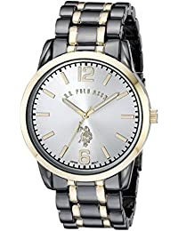 U.S. Polo Assn. Classic Men's USC80313 Analog Display Analog Quartz Two Tone Watch