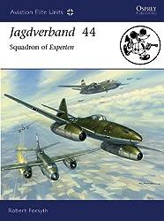 Jagdverband  44: Squadron of Experten (Aviation Elite Units)
