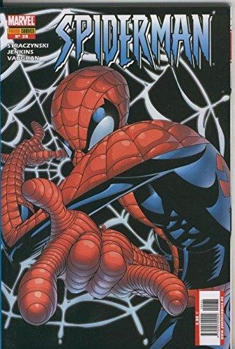 Spiderman publicacion mensual numero 38