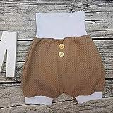 Bloomer kurze Pumphose Sommer Hose Shorts Mitwachshose Baby