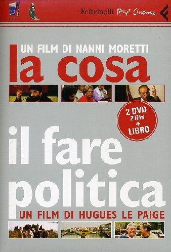 La cosa-Il fare politica-C'era una volta il PCI (1982-2004). DVD. Con libro (Real cinema) por Nanni Moretti
