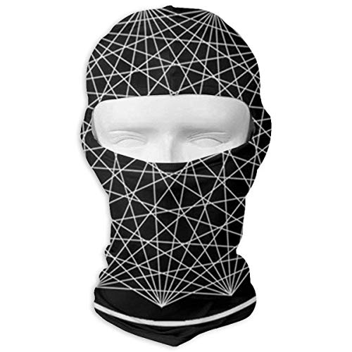 Nifdhkw Sandwiches Hamburgers Candy Full Face Masks UV Balaclava Protection Ski Mask Motorcycle Neck Warmer Tactical Hood for Cycling Outdoor Sports Mountaineering Women Men Youth ()