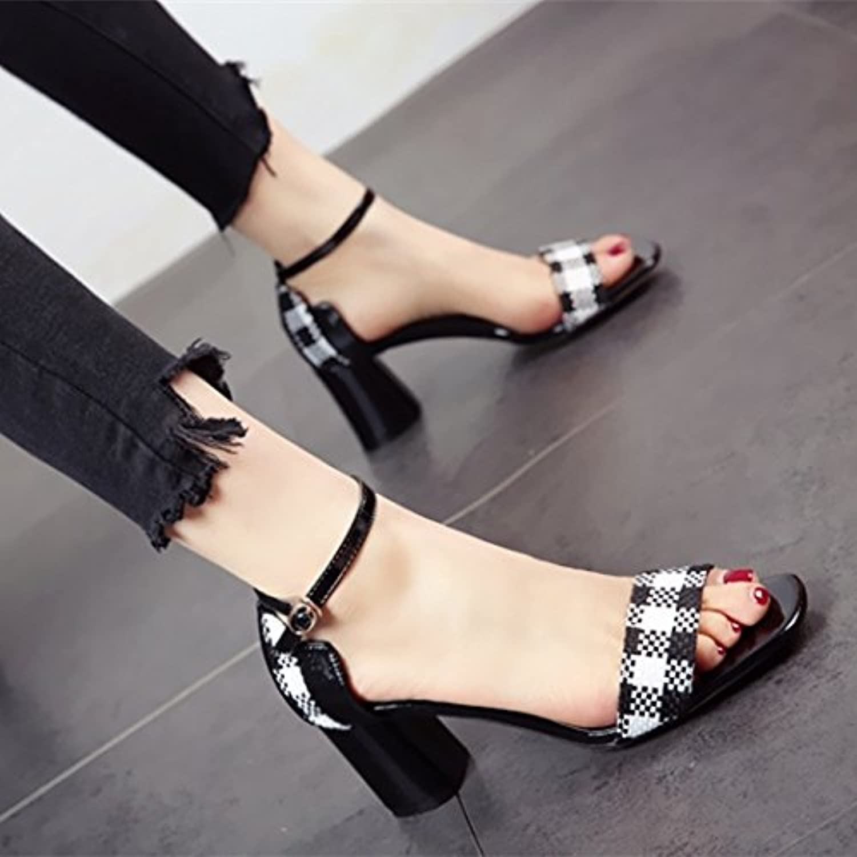 ToeB07d9kv1xg En S Peu Mode Toe D'été Style De Profond Nouveau Chaussures Gros Femme Treillis Creux Ymfie rBQdWoeCx