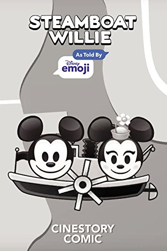 (Mickey Mouse in Steamboat Willie: As Told by Emoji)