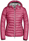 Reset Damen Jacke Bordeaux, Rosa (Fuchsia 411), Medium