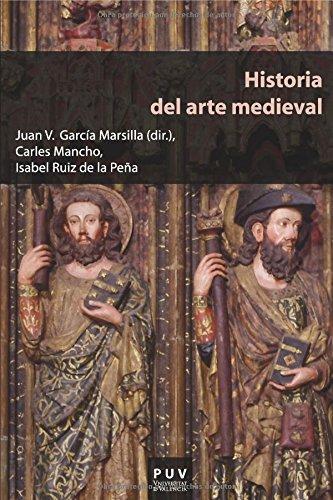 Historia del arte medieval (Educació. Sèrie Materials) por Carles Mancho i Suárez